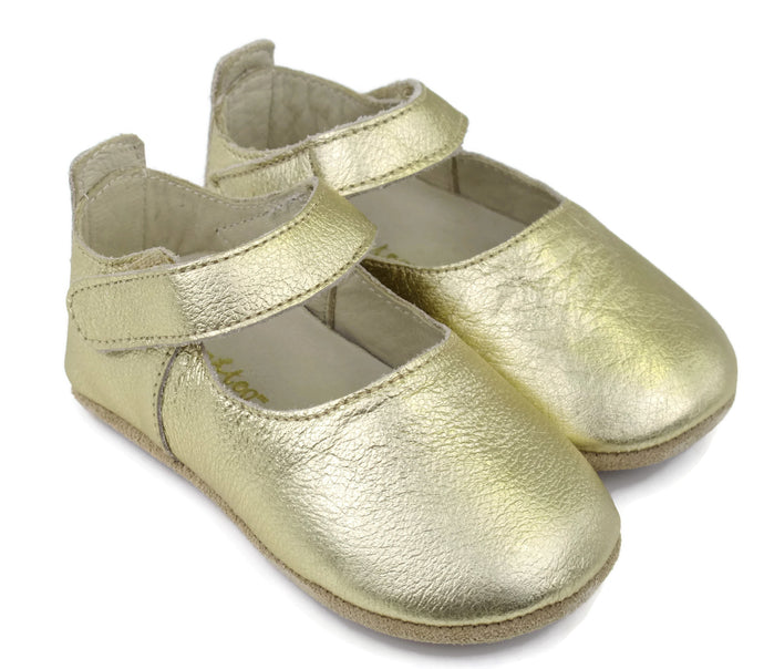 Gabi Baby-Toddler Mary Jane Soft Sole