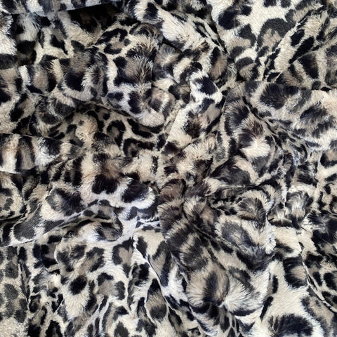 NaturePile Leopard Grey
