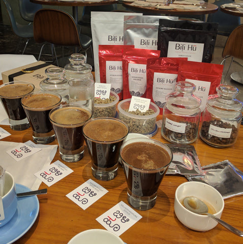 What is specialty coffee ?