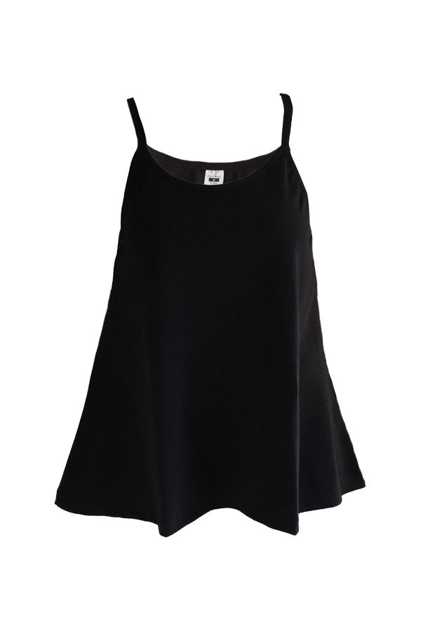 Swing Vest - Black (Thick)