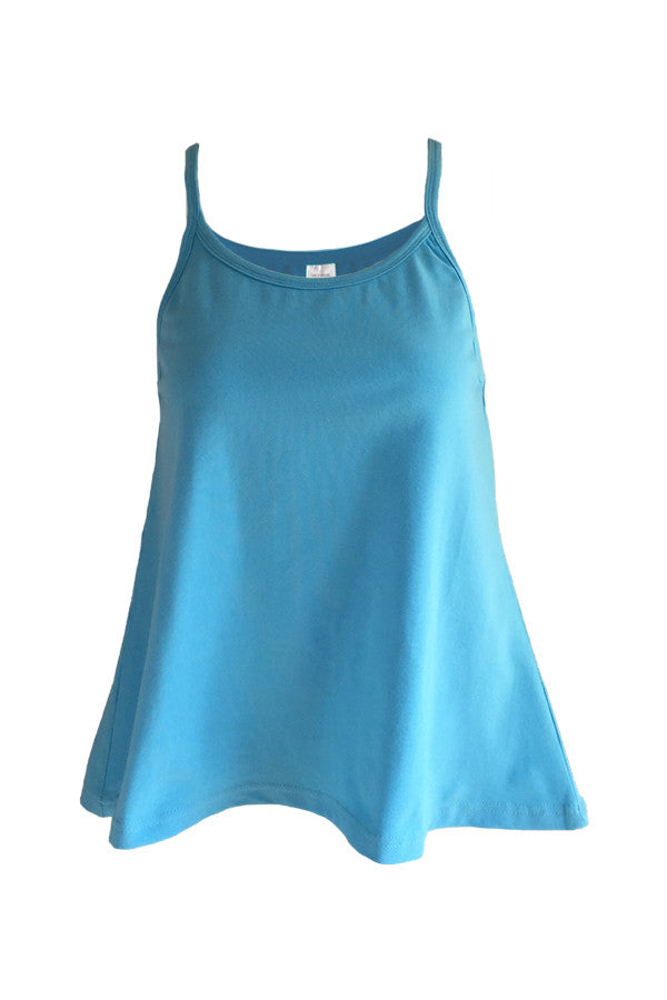 Swing Vest - Blue (Thick)