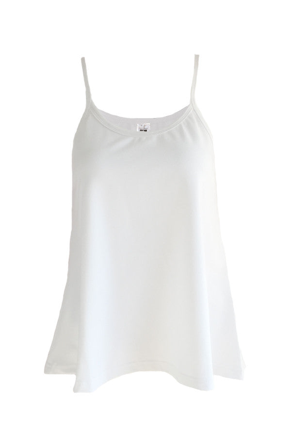 Swing Vest - White (Thick)