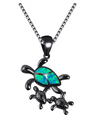 Baby Turtle Necklace