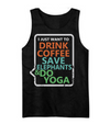 I Just Want To Drink Coffee, Save Elephants & Do Yoga