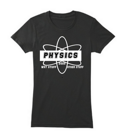Physics: Why Stuff Does Other Stuff