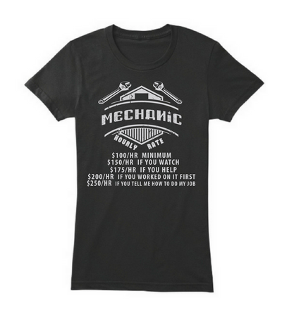 Mechanic Wages