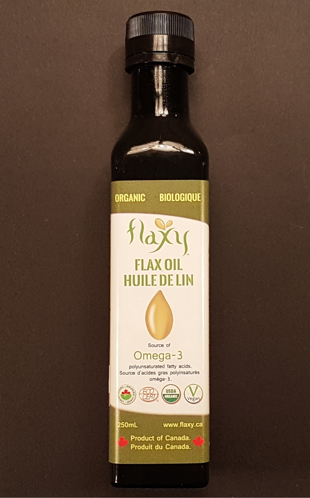 Flaxy - Flax Oil Organic - Flaxy