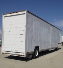 MOBILE CLEAN ROOM LABORATORY TRAILER/ STERILIZING/SURGICAL MEDIACAL UNIT