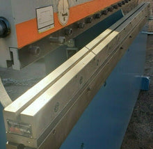 WILA E3 SERIES 8 FOOT MANUAL CROWNING DIE HOLDER FOR PRESS BRAKE