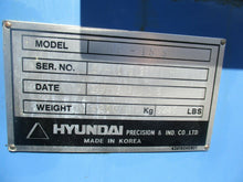 1996 HYUNDAI MODEL HIT - 15 S CNC LATHE WITH COLLET / MANUALS AND TOOLING /CHUCK