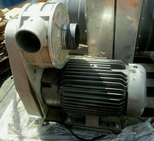 SONIC AIR SYSTEMS BLOWER MODEL 150 WITH 20HP BALDOR MOTOR_HARD-TO-FIND_DEAL_$$$~