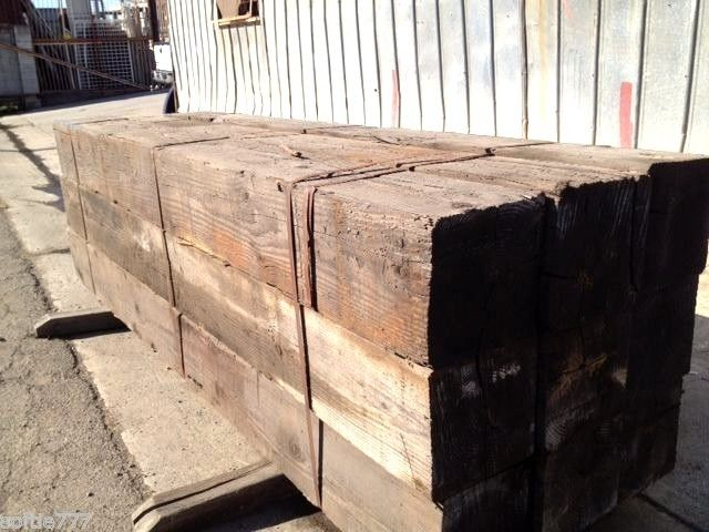 LOT OF VINTAGE TIMBER 12