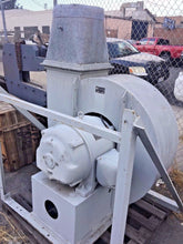 ALERT BLOWER AND PIPE CO. AIR BLOWER MODEL 45 / NO 2240 / 25 HP / 3 PH