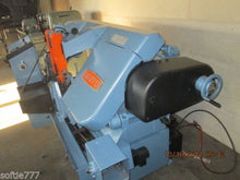 "DAITO MODEL GA 330 FULLY AUTOMATIC 14"" HORIZONTAL BANDSAW"