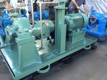 CLYDE / UNION 50 H.P. OIL / GAS / PETROCHEMICAL PUMP MODEL G-P 21A 236 GPM