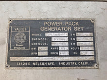 DETROIT DIESEL 1000 KW/2400 VOLT/3 PH GENERATOR/TRANSFORMER 460-480 INCLUDED