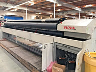 VUTEK ULTRA VU 5300 SUPER WIDE DIGITAL PRINTING SYSTEM / PRINTER UP TO 5 METERS!