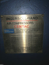 INGERSOLL RAND 900HP CENTAC AIR COMPRESSOR 4150 CFM REBUILT IN 2002 7500 HRS