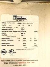 "TRAULSEN 68"" SOLID DOOR ROLL-IN REFRIGERATOR A - SERIES /VOLTS 115/MODEL ARI232L"