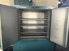"GREIVE 500 DEGREE ELECTRIC BATCH OVEN 3'X3""'X3' INSIDE DIMENSIONS MODEL HB 500"