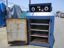 "BLUE M 36"" X 36"" X 48"" ID BURN IN OVEN 600 DEGREES MODEL POM-366 G"