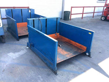 SOUTHWORTH C2-24 HYDRAULIC PALLET LIFT PLATFORM / GROUND LEVEL LOADER 2000 LBS