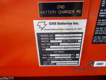 GNB FERROCHARGER GTC6-450-TL 12 VOLTS WITH AUTO-LOG II REF (OC744)