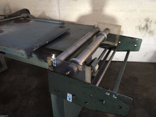 WELDOTRON MODEL 6302 SEMI AUTOMATIC L-BAR SEALER / SHRINK WRAPPING MACH (OC742)