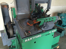 "3/16"" x 2 1/2"" HARTFORD Model 0-500 High Speed Thread Roller, With Feeder (OC346"