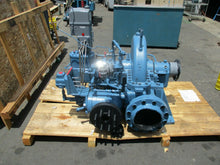 ELLIOTT 780 HORSEPOWER STEAM TURBINE/ WOODWARD