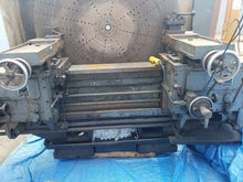 "60"", Used Lodge & Shipley Right Angle T Lathe With Dual Carraige."