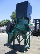 JEFFREY 30 WB HAMMER MILL CRUSHER SWINGING PULVERIZER HAMMERMILL WITH OUTFEED