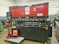 AMADA 80 TON X 8 FOOT CNC PRESS BRAKE MODEL FBD 8025F WITH NC9-F CONTROL 1