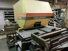 STRIPPIT MODEL FC 1000 XT CNC TURRET PUNCH PRESS WITH FANUC CONTROL AS IS