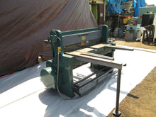 NICE! 4 FOOT 12 GAUGE WYSONG POWER SQUARING SHEAR MODEL 1252 42 WITH ROMBG