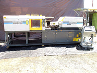 1991 CINCINNATI/FANUC AUTOSHOT T MODEL 100D CNC INJECTION MOLDING MACHINE 0C1022