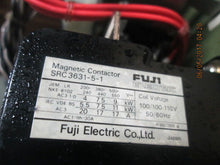 FUJI MAGNETIC CONTACTOR SRC 3631-5-1 WITH PFB P-141 800210 BOARD UNIT_AS-IS_$$$!