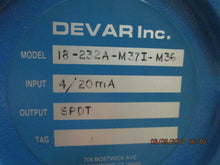 DEVAR 18-LPIX-4 LOOP POWERED INDICATOR_DEFECT_AS-IS_BEST VALUE_$$$_FCFS_