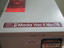 MADA VAC II no.178 Pump Suction POWERS ON!