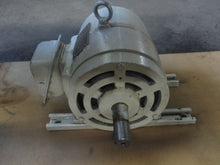 TOSHIBA B0054DLF2AM 5HP 3 PHASE INDUCTION MOTOR 230/460V 1740RPM_GREAT VALUE_$$~