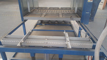 "2013 BELOVAC MDL BVE 53''X33"" VACUUM FORMING MACHINE WITH TOUCH SCREEN PLC -1005"