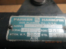 Parker Hannifin Air Cylinder BB-2A 14 LOOKS NICE_AS-IS_