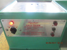 LIPSHAW CRYO-THERM HISTOLOGY-COMBINATION MODEL 1555_POWERS ON_RARITY ITEM_AS-IS!