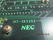 LEBLOND MAKINO EDNC-32 MGB II BOARD NEC 163-265202_UNTESTED_AS-IS_BEST DEAL_$$$!