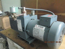 SARGENT-WELCH 8814A DIRECTOR VACUUM PUMP_AS-IS_UNTESTED_LOOKS NICE_GOOD VALUE_$!