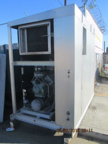 2001 RANSCO COMBINATION AIR SUPPLY 68 - 122 DEGREES F INDUSTRIAL AIR HANDLER