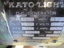 KATOLIGHT!!! AC to DC MOTOR-GENERATOR UNIT_AS-SEEN_UNIQUE N HARD TO FIND_$_FCFS!