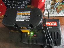 RYOBI 2in1 18V CHARGER & P100 BATTERY, BMDS POCKET SCANNER, 7STAR POWER STRIP_$