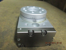SMC PNEUMATIC ACTUATOR ROTARY TABLE MSQB20R_EXCELLENT CONDITION AND $! 1ST_CFS!