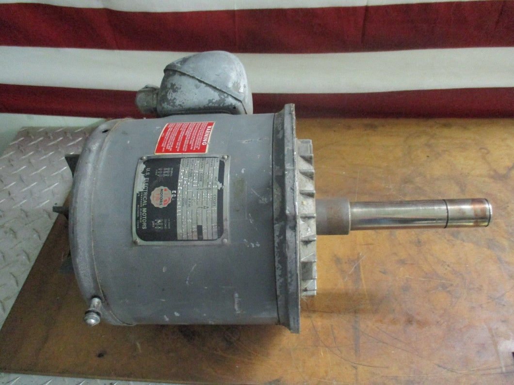 US ELECTRICAL MOTORS F-7345-00-888 LOOKS NICE_UNIQUE_SEE DETAILS ON PICTURES_$$!